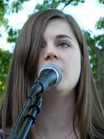 Merrill at Sláinte, Summer 2014