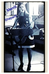 Merrill at Sophia's, Springfield, MA, December 2014