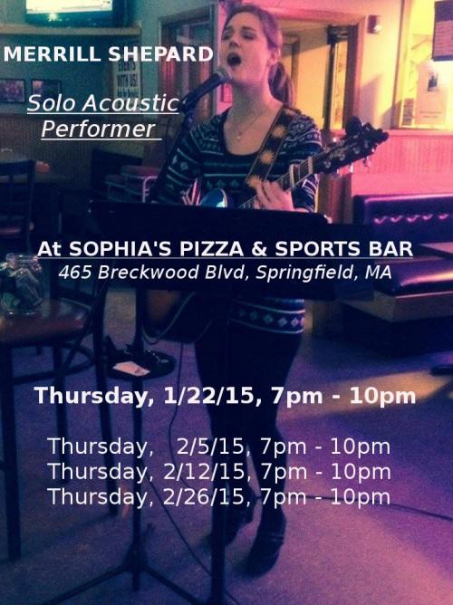 Sophia's Promo Poster 5