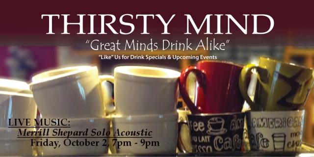 Thirsty Mind2
