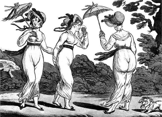windy ladies